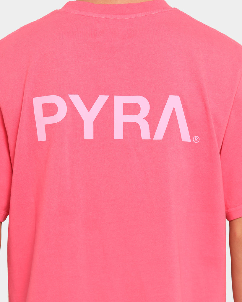 PYRA Elements Logo T-Shirt Pink