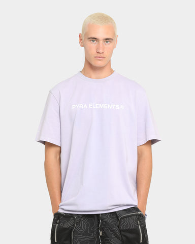 PYRA Elements Logo T-Shirt Purple