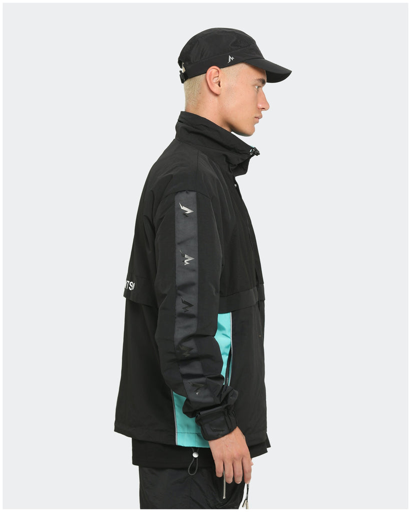 PYRA Mesh Elements Jacket Black