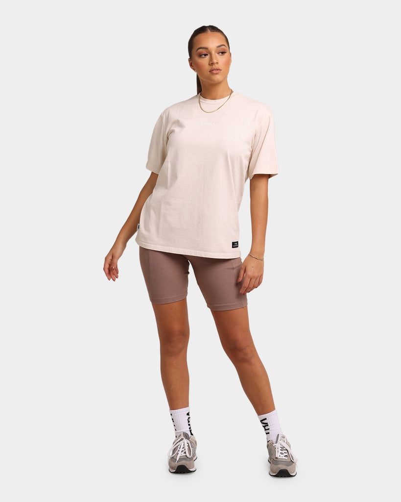 Pyra Women's Pulse Oversized T-Shirt Nude