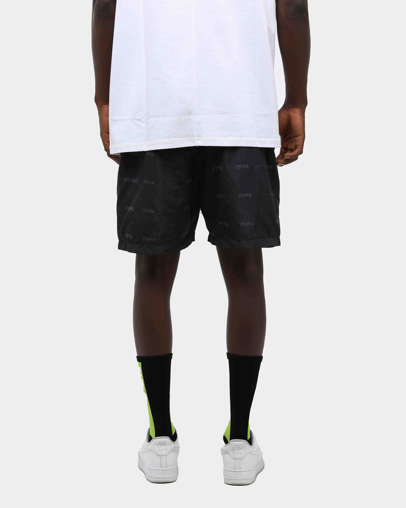 PYRA Parachute Short Black
