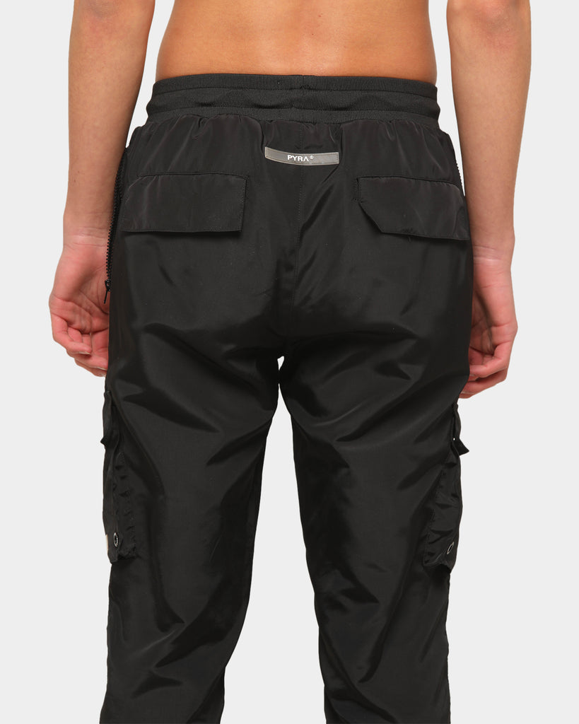 PYRA Men's Cordura Nylon Pant Black