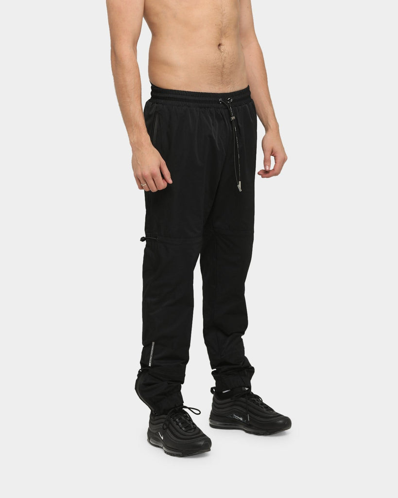 PYRA Nylon Reflective Team Pant Black