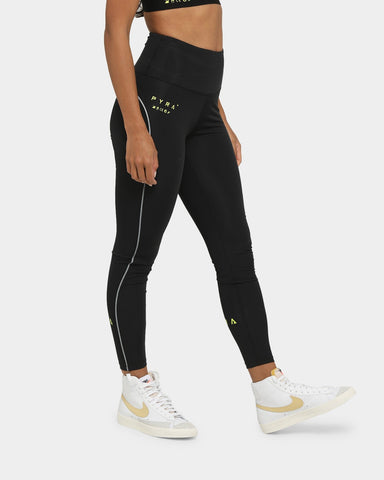 PYRA Day Hike Reflective Leggings Black