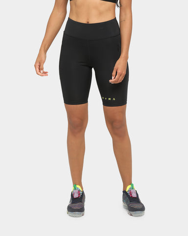 PYRA Women's Elements Bike Shorts Black