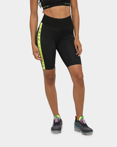 PYRA Women's Form Bike Shorts Black