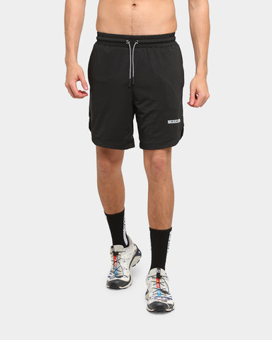 PYRA Scallop Training Shorts Black