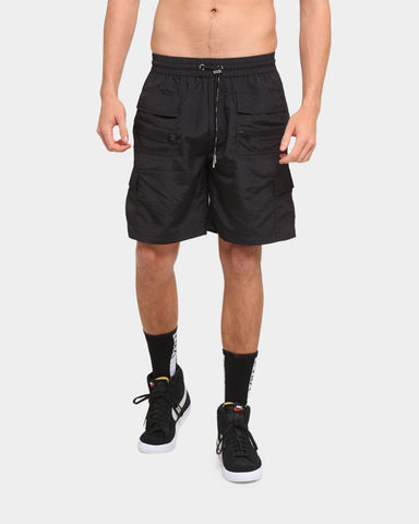 PYRA Everest Shorts Black