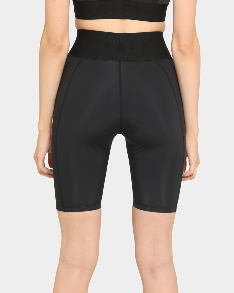 PYRA Women's Altitude Bike Shorts Black