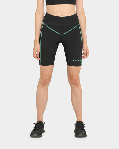 PYRA Women's Cyber Bike Shorts Black