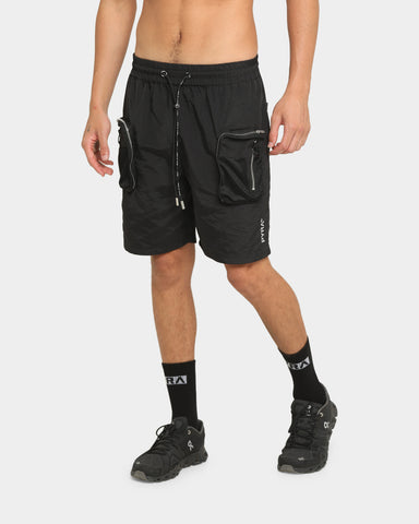 PYRA Tactical Shorts Black