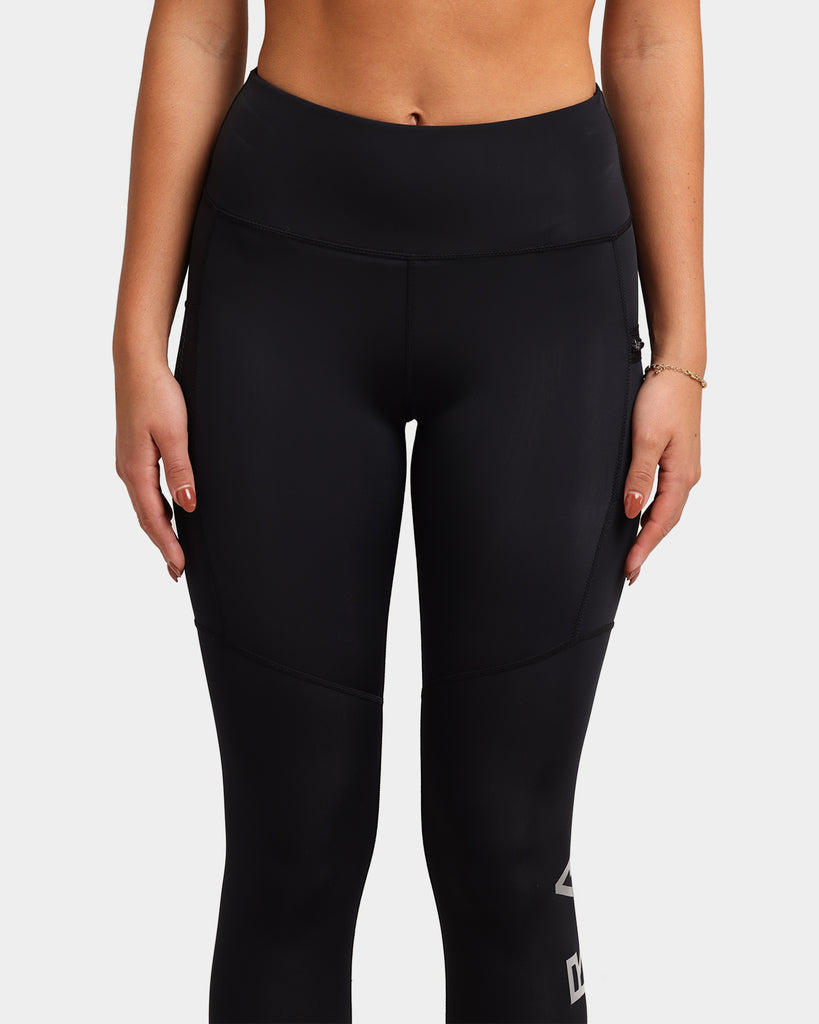 Pyra Women's 3M Pocket Leggings Black