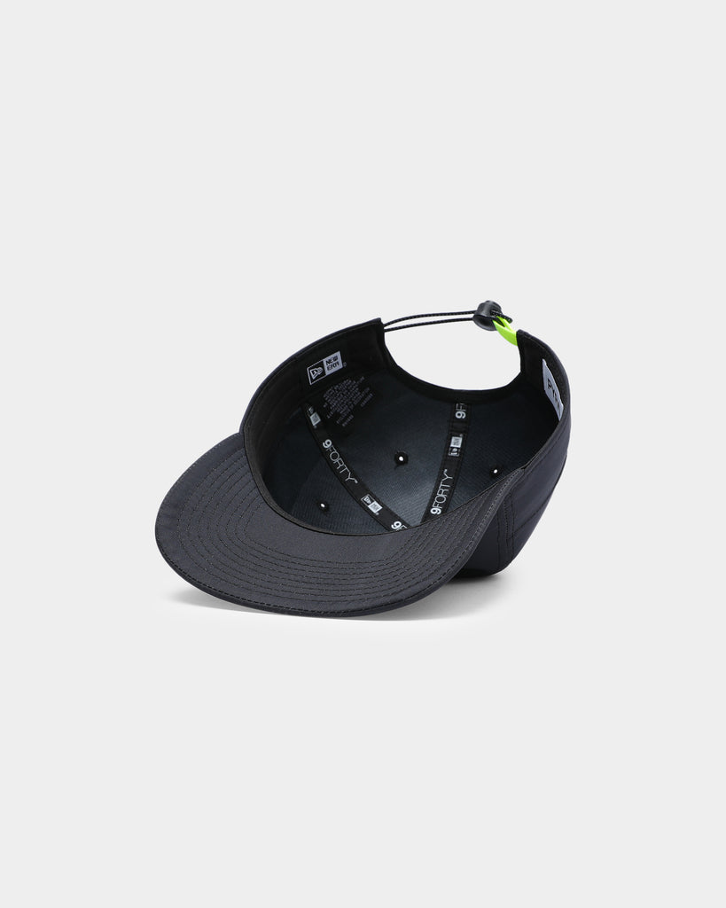 PYRA Pyra X New Era 9FORTY A-Frame Double Bungee Snapback Black/Reflective