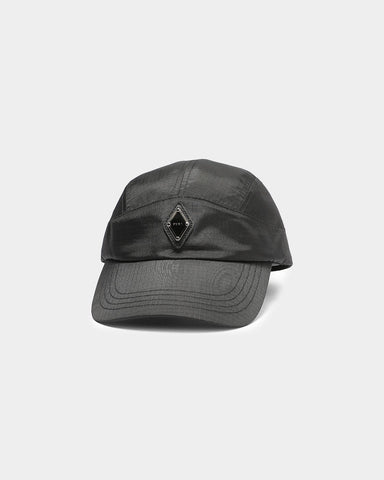 PYRA Performance Badge 6 Panel Black