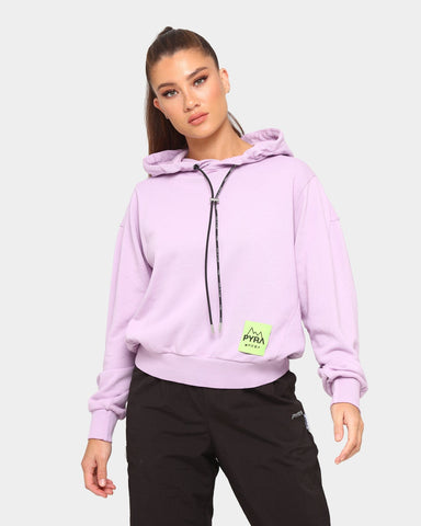 PYRA Women's Thrive Hoodie Lilac
