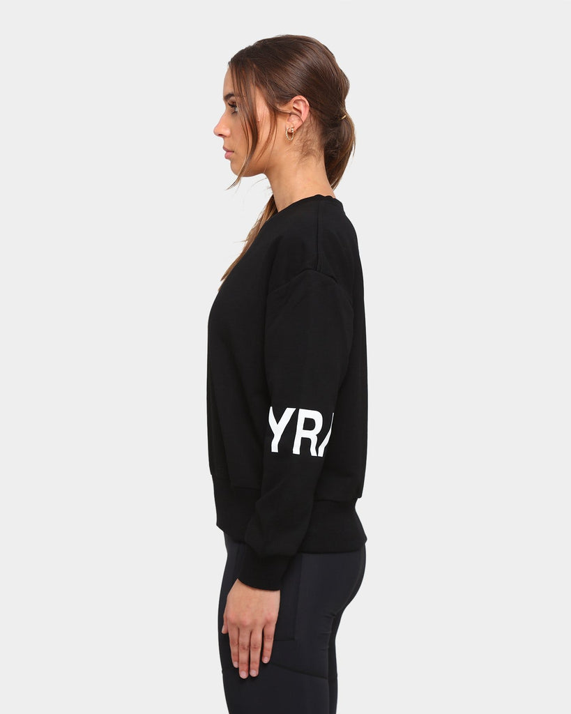 PYRA Women's Season Sweater Black