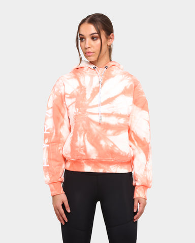 PYRA Women's Mineral Tie Dye Hoodie Fusion