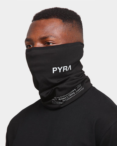 PYRA Men's Elements Face Guard Black