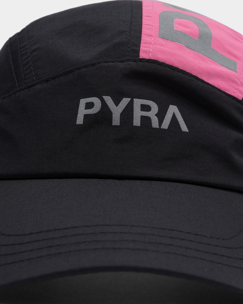 PYRA Hike Club 5 Panel Black/Pink/Blue
