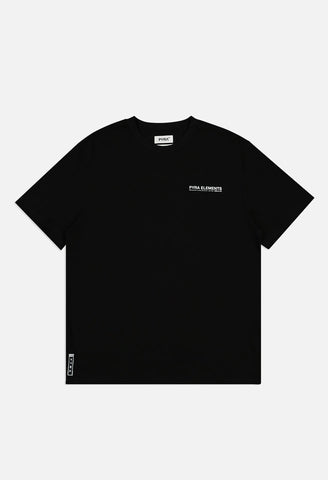 PYRA Global T-Shirt Black