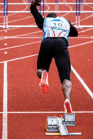 5 ways to get a faster 40 yard sprint time