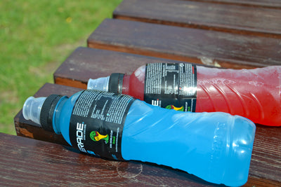 are sports drinks better for you than water