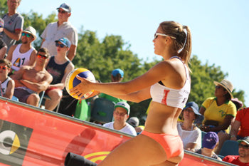 volleyball sun tips for athletes