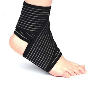 Adjustable Compression Band for Injury Recovery