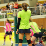 im sports volleyball compression full arm sleeves