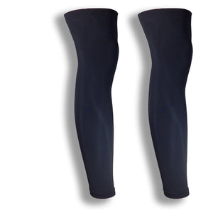 iM Sports CIRCUIT Black Cycling Leg Warmers