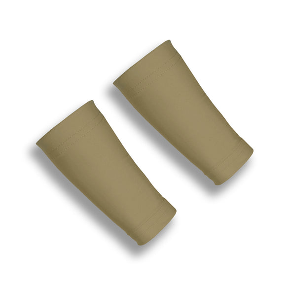 BASELINE Brown 6 Inch Basketball Wrist Supports
