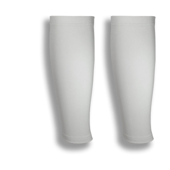 iM Sports GAZELLE Grey Compression Running Calf Sleeves