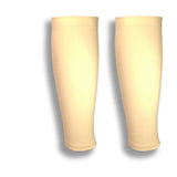 iM Sports GAZELLE Light Skin Tone Calf Leg Running Covers SIZE CHART