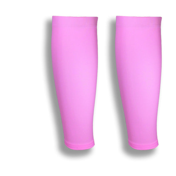 iM Sports GAZELLE Pink Calf Leg Compression Sleeves