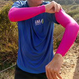 sun protection for arms while running