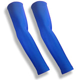 MATCH POINT Royal Blue Full Arm Tennis Covers