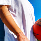 basketball forearm wrist 6 inch sleeves