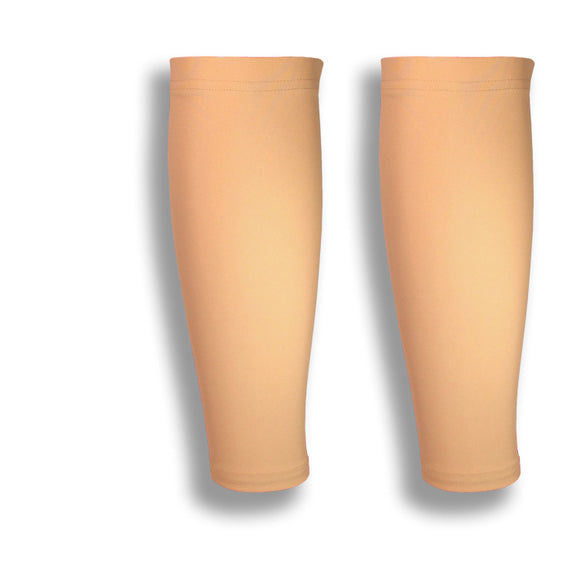 iM Sports GAZELLE Suntan Running Calf Sleeve Compression