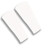 iM Sports White Volleyball Forearm 9 Inch Sports Sleeves