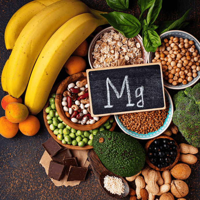 Magnesium: The Master Mineral for Sleep and Recovery