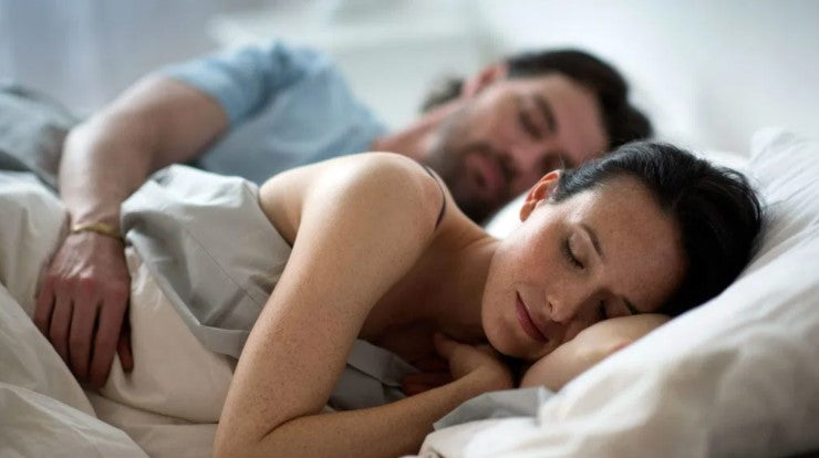 sleeping on your left or right side benefits