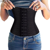 New Spiral Steel Bone Waist Trainer Corset Sexy Body Shaper