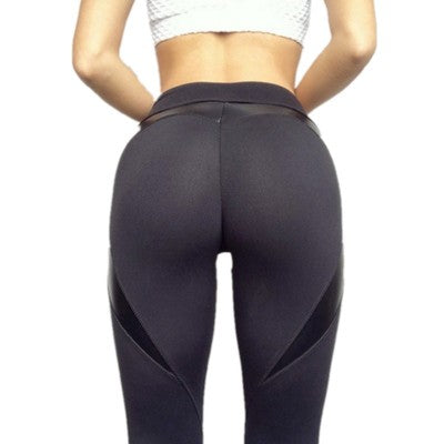 Heart Shape Sexy Yoga Leggings