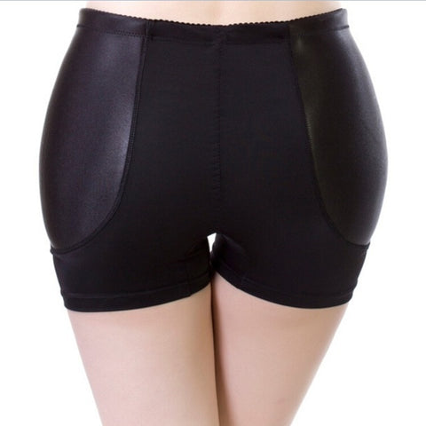Fashion High Waist Padded Butt Hip Enhancer Panties Shaper Underwear M-4XL