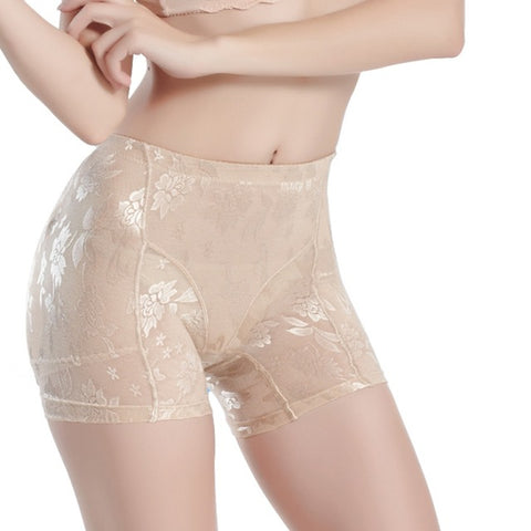 Padded Shapewear Bum Butt Hip Lift Enhancing Knickers Safety Panty
