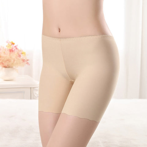 Soft Cotton Seamless Safety Short Pants