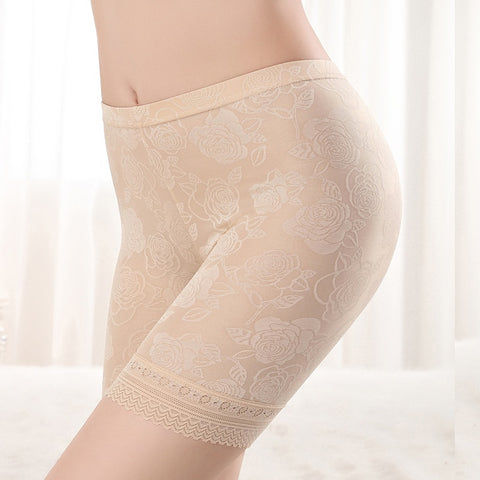 Lace Short Shapewear Pants