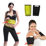 Body Shapers Pants Vest Neoprene Slimming Belt