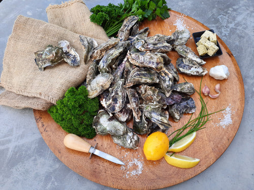 Jim's Oyster Party Pack 10 dozen
