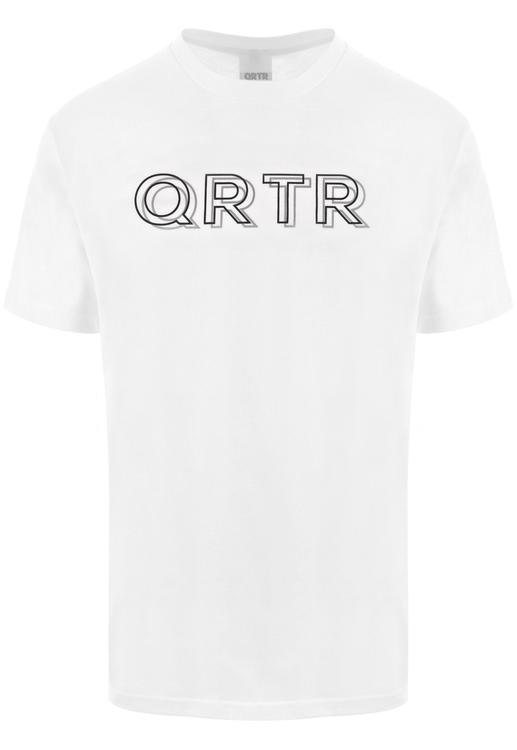 QRTR Drop Logo T-Shirt - QRTR